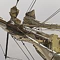 Sailing Ship by Heiko Koehrer-Wagner