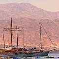 Sailing Ships by Yula Sander