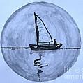 Sailing Thru The Night by Marsha Heiken