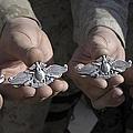 Sailors Display Their Fleet Marine by Stocktrek Images