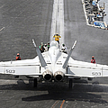 Sailors Perform Pre-launch Checks On An by Stocktrek Images