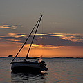 Sailor's Sunset by Bill Cannon