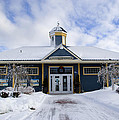 Saint John River Centre by Jeff Galbraith