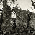 Saint Johns Chapel Two by Susan Isakson