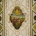 Saint Louis Cathedral Mural by Ray Laskowitz