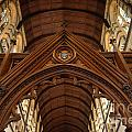 Saint Marys Church Interior 1 by Bob Christopher