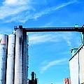 Saint Mary's Grain Mill by Kathleen Struckle