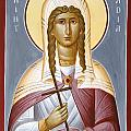 Saint Nadia - Hope by Julia Bridget Hayes
