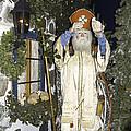 Saint Nicholas by Sally Weigand