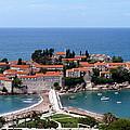 Saint Stephen In Montenegro by Carla Parris