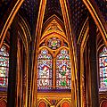 Sainte Chapelle by Brian Jannsen