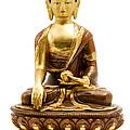Sakyamuni Buddha by Fabrizio Troiani