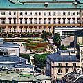 Salzburg II Austria Europe by Sabine Jacobs