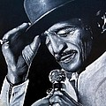 Sammy Davis Jr by Jim Fitzpatrick