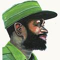 Samora Moises Machel by Emmanuel Baliyanga