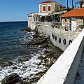 Samos Greece by Ian Stevenson