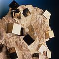 Sample Of Pyrite by Pasieka