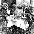 Samuel Clemens Cartoon by Granger