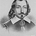 Samuel De Champlain by Photo Researchers