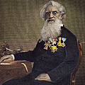Samuel F.b. Morse (1791-1872) by Granger