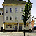 Samuel Johnson Birthplace Museum by Rod Johnson