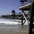 San Clemente Pier by Joenne Hartley