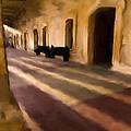 San Cristobal Shadows by Sven Brogren