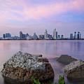 San Diego Skyline by Lee Sie Photography