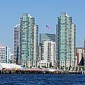 San Diego Skyline by Meagan Suedkamp