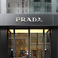 San Francisco - Maiden Lane - Prada Fashion Store - 5d17798 by Wingsdomain Art and Photography