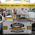 San Francisco - Stanley's Steamers Hot Dog Stand - 5d17929 by Wingsdomain Art and Photography