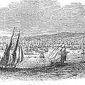 San Francisco Bay, 1849 by Granger