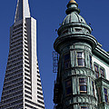 San Francisco Buildings by Garry Gay
