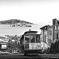 San Francisco Cable Car by Underwood Archives
