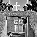 San Francisco De Asis Mission Church 9 by Lou  Novick