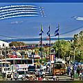 San Francisco Fleet Week 2011 by Blake Richards