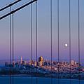 San Francisco Moon by Jack Daulton