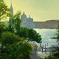 San Giorgio - Venice  by Timothy Easton