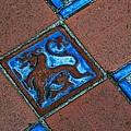 San Simeon Patio Tile by Eric Tressler