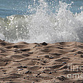 Sand And Surf by Grace Grogan