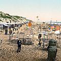Sand Castles, C1895 by Granger