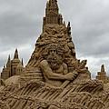 Sand Castles by Sophie Vigneault