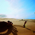 Sand Nature Near Oceon by Colette V Hera  Guggenheim