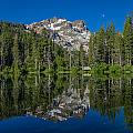 Sand Pond Panorama by Greg Nyquist