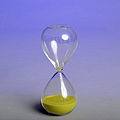 Sand Timer by Photo Researchers, Inc.