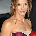 Sandra Bullock At Arrivals For All by Everett