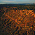 Sandstone-capped Escarpment by Melissa Farlow