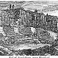 Sandstone Quarry, 1840 by Granger