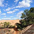 Sandstone Sky by Gary Whitton