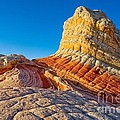 Sandstone Swirls Arizona by Matt Suess